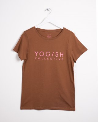 Kim t-shirt Yogish Collective